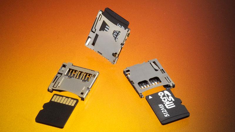 necessità della scheda micro SD